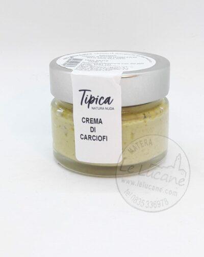 crema carciofi